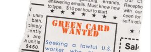 Labor Certification Ads