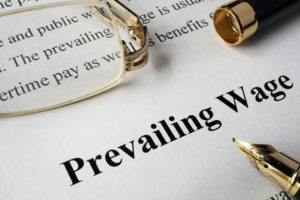 WHAT IS THE PREVAILING WAGE?